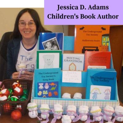 Jessica D. Adams Interview
